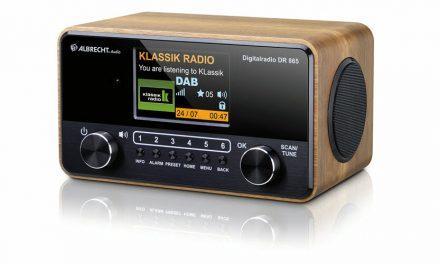 Das bedienerfreundliche Digitalradio