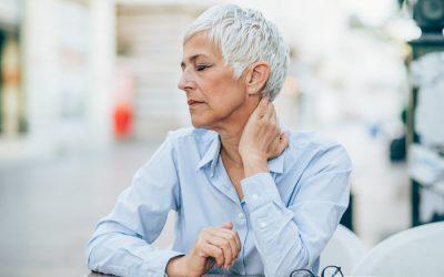 Ergonomisches Sitzen bei Nackenproblemen
