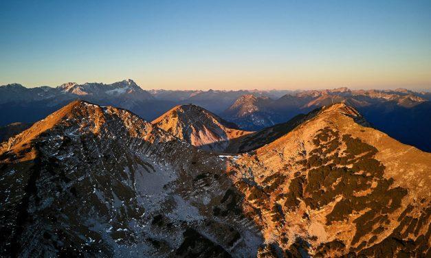 Wandern und Pilgern in der Zugspitz Region